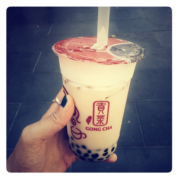 Gong Cha pearls