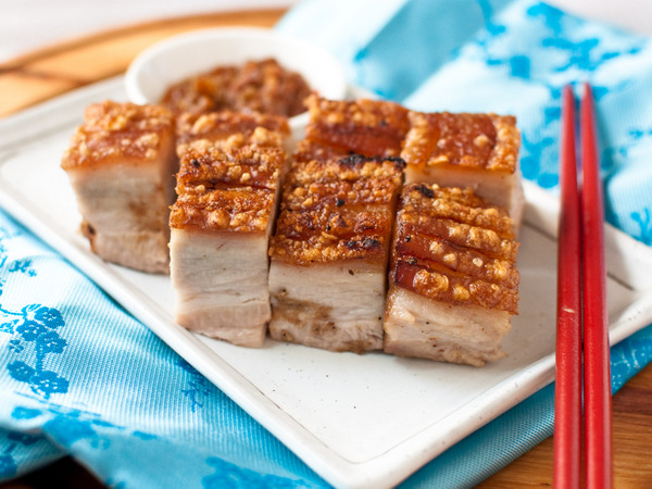 Chinese Roast Pork Belly * – Off the spork